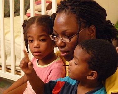 Single Black Moms