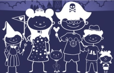 Free Disney family decal
