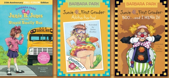 FREEBIE - Junie B Jones book