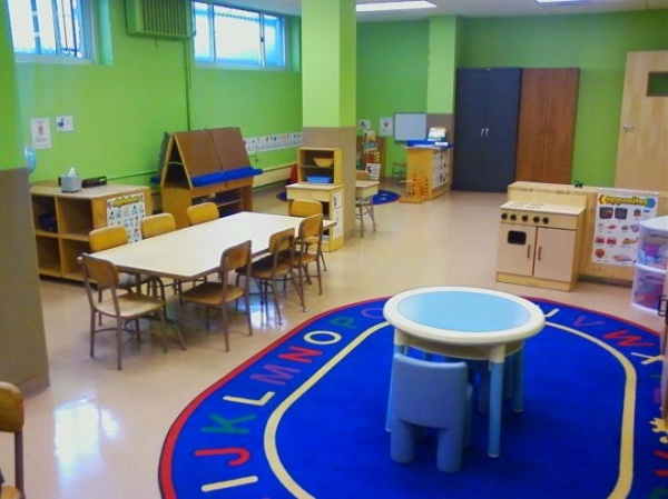 Set up an at home preschool