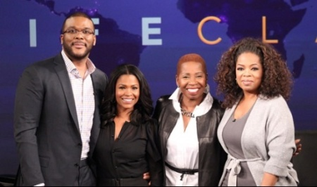 Oprah launches Life Class for single moms