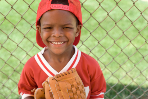 TheSingleMomClub - Single Black Mom blog -baseball-player-child
