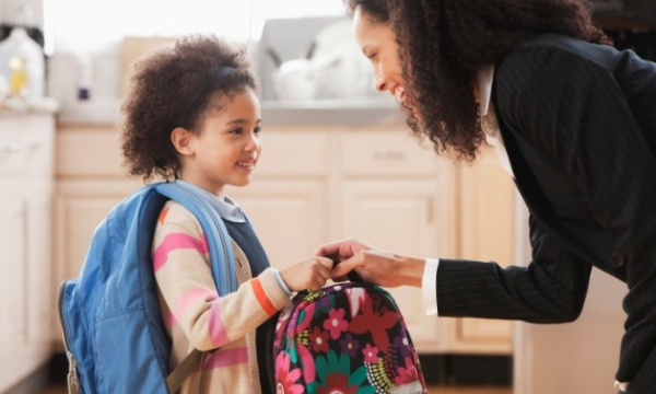 Back 2 school clothes for single moms