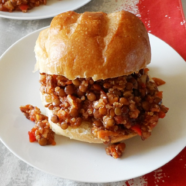 Sloppy joes no meat