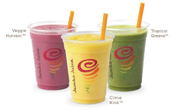 Free jamba juice august 2014