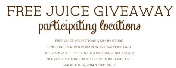 Thesinglemomclub free jamba juice