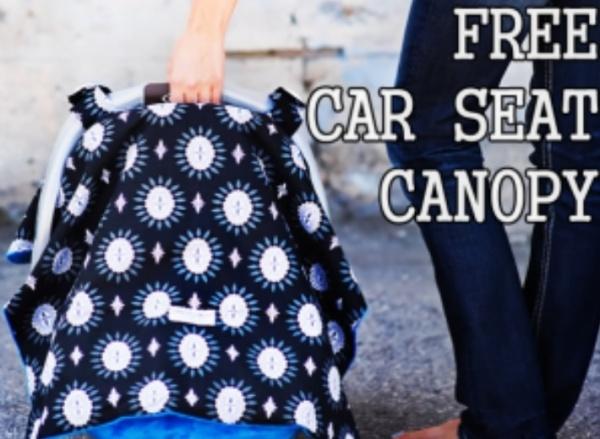 Free carseat canopy - Thesinglemomclub.com