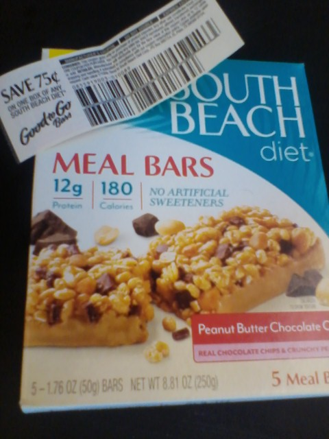 South Beach Bars for 25 cents at Dollar Tree