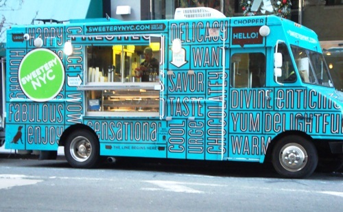 best food trucks in new york city 2014