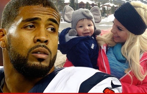 Deadbeat houston texan football player child support