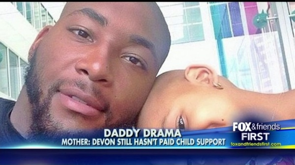 Football player dad of cancer child hasn't paid child support