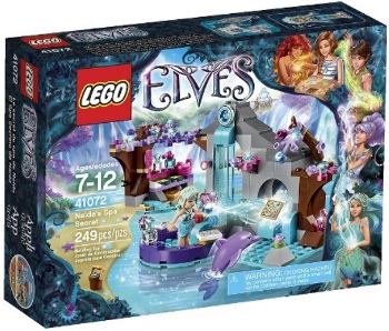 Lego Elves toy review