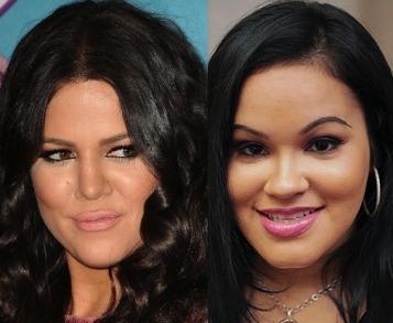 Liza Morales Khloe Kardashian Lamar Odom TheSingleMomClub